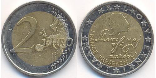 2 Euro Slowenien