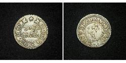 2 Fanam British East India Company (1757-1858) Silver