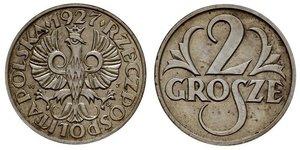 2 Grosh Segunda República Polaca (1918 - 1939) / Polonia Cobre