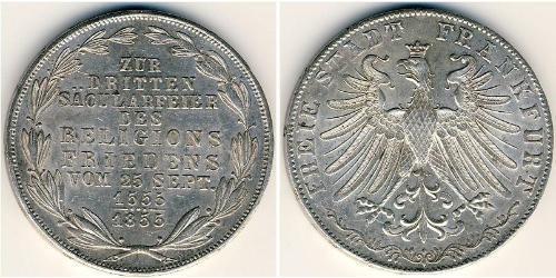 2 Gulden  銀