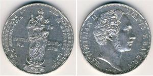 2 Gulden  Plata