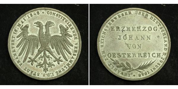2 Gulden null Plata