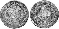 2 Kreuzer Geschichte Bayerns (907 - 1623) Silber Albrecht V. (Bayern)(1528 – 1579)