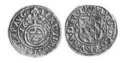 2 Kreuzer Electorate of Bavaria (1623 - 1806) Silver