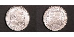 2 Krone Svezia Argento Gustavo II Adolfo di Svezia(1594 – 1632)