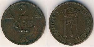 2 Ore 挪威 青铜