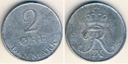 2 Ore Dinamarca Zinc