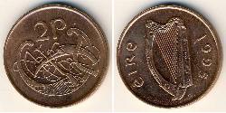2 Penny Ireland (1922 - ) Bronze