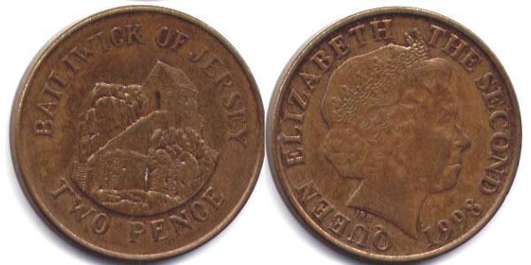 2 Penny Jersey