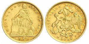 2 Peso Chile Oro