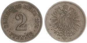 2 Pfennig Deutschland