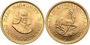 2 Rand South Africa 金