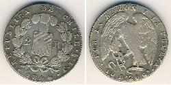 2 Real 智利 銀