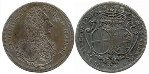 2 Scudo Malteserorden (1080 - ) Silber