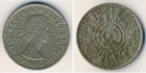 2 Shilling United Kingdom (1922-) Copper/Nickel Elizabeth II (1926-)