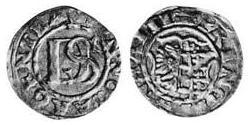 2 Shilling Principality of Anhalt (1212 - 1806) Silver