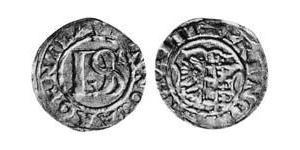 2 Shilling Principality of Anhalt (1212 - 1806) Silver