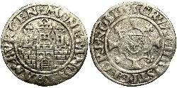 2 Shilling States of Germany Silver