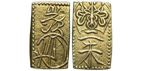 2 Shu Giappone / Shogunato Tokugawa (1600-1868) Oro/Argento