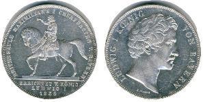 2 Thaler  銀