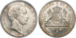 2 Thaler Kurfürstentum Bayern (1623 - 1806) Silber
