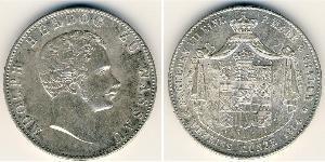 2 Thaler  Silber