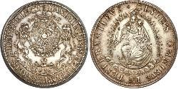 2 Thaler Electorate of Bavaria (1623 - 1806) Silver