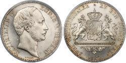 2 Thaler Electorate of Bavaria (1623 - 1806) Silver