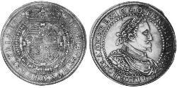 2 Thaler Holy Roman Empire (962-1806) Silver