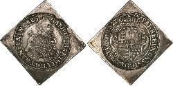 2 Thaler Principality of Transylvania (1571-1711) Silver Gabriel Bethlen, prince of Transylvania (1580-1629)