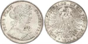 2 Thaler States of Germany Silver