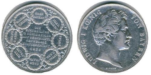 2 Thaler  Silver