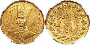 2 Toman Іран Золото