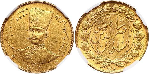 2 Toman Iran Gold