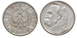 2 Zloty 波兰第二共和国 (1918 - 1939)
