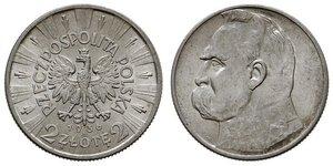2 Zloty Deuxième République de Pologne (1918 - 1939)