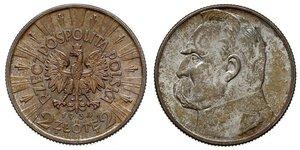 2 Zloty Seconda Repubblica Polacca (1918 - 1939)