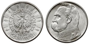 2 Zloty Segunda República Polaca (1918 - 1939)