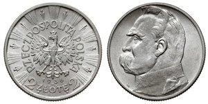 2 Zloty Zweite Polnische Republik (1918 - 1939)