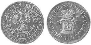 32 Marck Reichsstadt Aachen (1306 - 1801) Silber