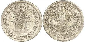 32 Marck Free Imperial City of Aachen (1306 - 1801) Silver