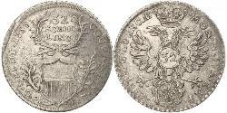 32 Shilling Germany Silver