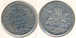 36 Groat  Silver