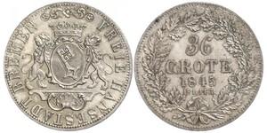 36 Grote Федеральные земли Германии Серебро