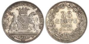 36 Grote Федеральні землі Німеччини Срібло