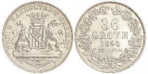 36 Grote Stati federali della Germania Argento
