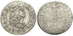 3 Крейцер Австрия Серебро