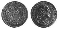 3 Крейцер Бавария (курфюршество) (1623 - 1806) Серебро Максимилиан III (курфюрст Баварии)(1727 – 1777)