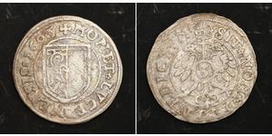 3 Крейцер Швейцария Серебро