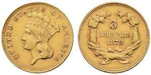 3 Dollar États-Unis d